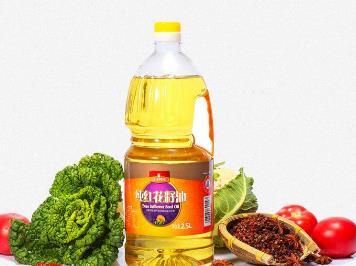 新疆红花籽油厂家